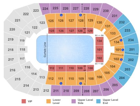 Denver coliseum tickets and denver coliseum seating chart buy