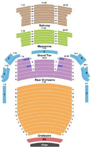 Eccles theater season tickets