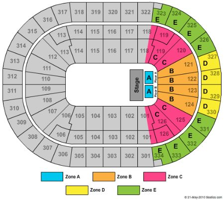Scottrade Center Tickets And Scottrade Center Seating Chart Buy