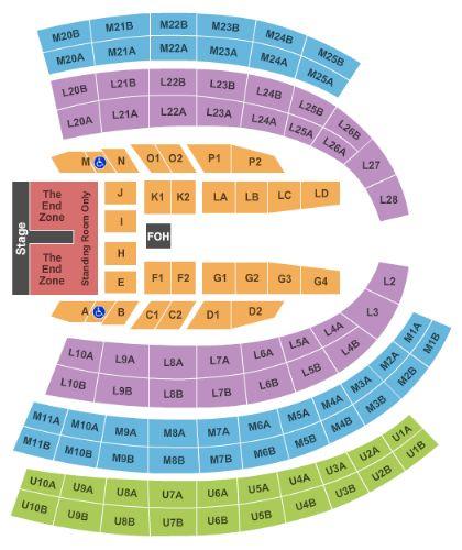 Falcon Stadium Tickets And Falcon Stadium Seating Chart Buy Falcon