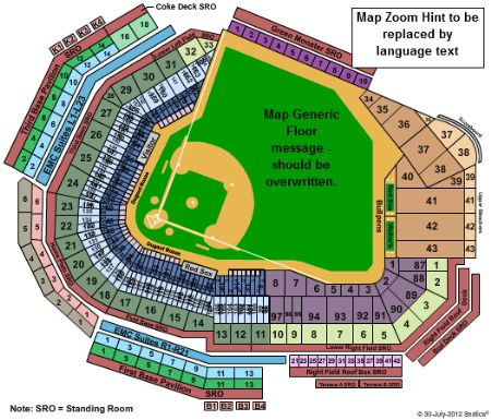 Fenway Park Tickets And Fenway Park Seating Chart Buy Fenway Park