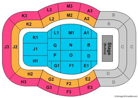 Frankfurt Festhalle Sitzplan