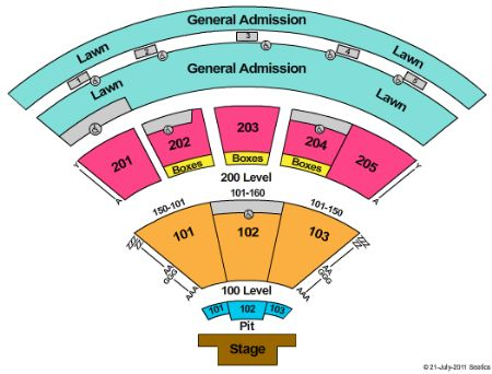 Fiddlers green amphitheatre tickets and fiddlers green amphitheatre