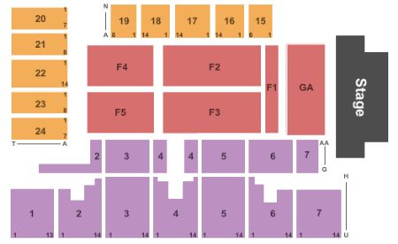 Five Flags Center Arena Tickets And Five Flags Center Arena