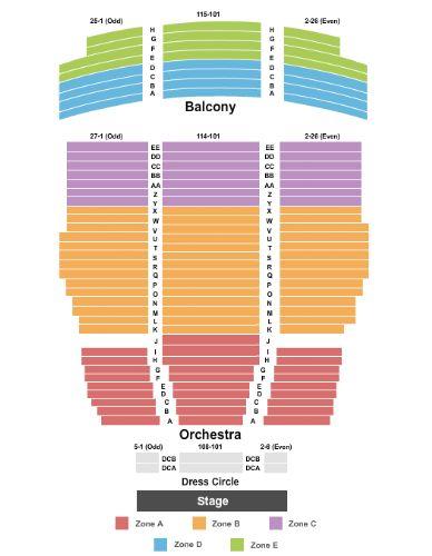 Flynn Center For The Performing Arts Tickets And Flynn Center For The Performing Arts Seating Chart Buy Flynn Center For The Performing Arts Burlington Tickets Vt At Stub Com
