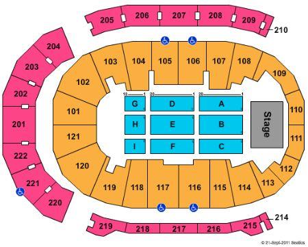 Ford center seating map brokeasshome com