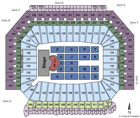 Ford Field Tickets And Seating Chart Buy. Ford Field Taylor Swift Capacity. Ford. How Many Seats Per Row Ford Field Seating Diagram At Scoala.co