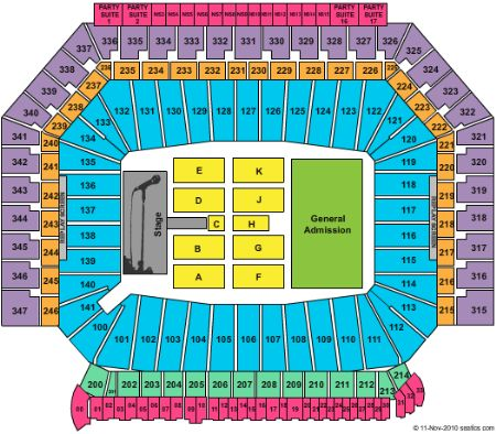 Ford field tickets and ford field seating chart buy ford field
