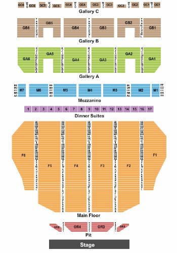 Fox theatre tickets and fox theatre seating chart buy fox theatre