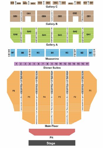 Fox theatre tickets and fox theatre seating chart buy fox