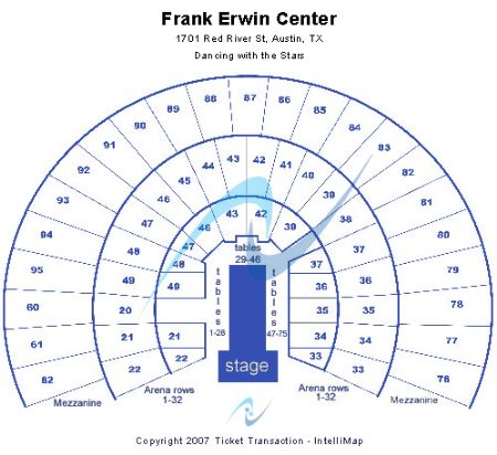 frank erwin center tickets and frank erwin center seating chart rh stub com frank erwin center seating layout Frank Erwin Seating Chart Level A