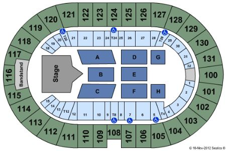 Freeman coliseum tickets and freeman coliseum seating chart buy