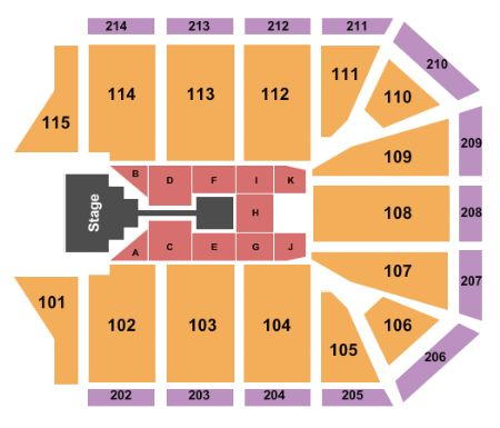 Gcu Arena Map Grand Canyon University Arena Tickets and Grand Canyon University