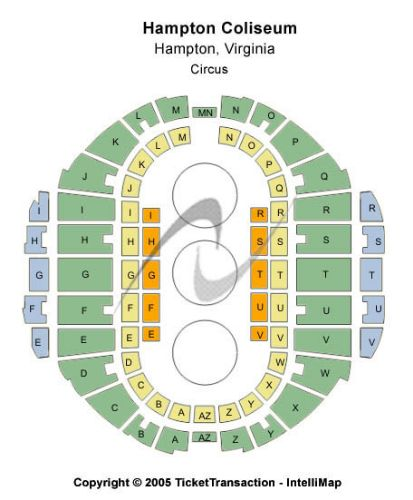 Hampton coliseum tickets and hampton coliseum seating chart buy