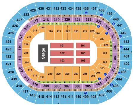 Honda Center Tickets And Honda Center Seating Chart Buy Honda