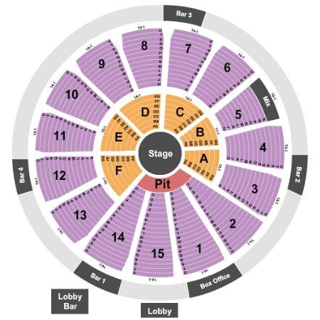 Houston Arena Theatre