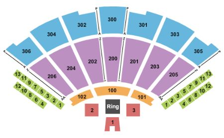 Madison square garden interactive seating chart boxing garden ftempo for Madison square garden interactive seating chart