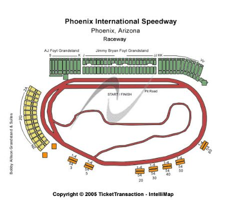 Phoenix international raceway tickets and phoenix international