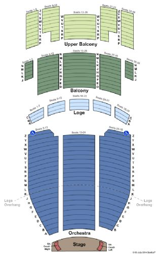 Jefferson Theatre Tickets And Jefferson Theatre Seating Chart Buy
