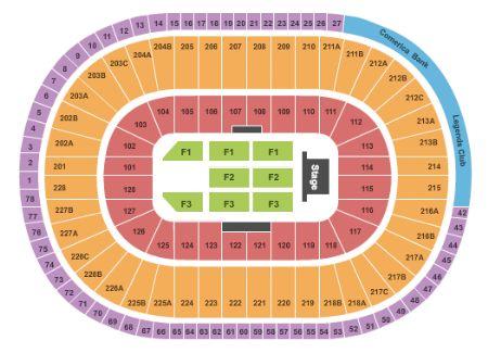 Joe Louis Arena Tickets and Joe Louis Arena Seating Chart - Buy Joe ...