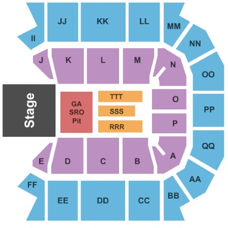 Jqh arena tickets and jqh arena seating chart buy jqh arena