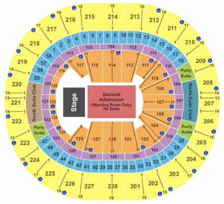 Key arena tickets and key arena seating chart buy key arena