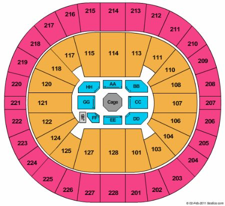 Keyarena tickets and keyarena seating chart buy keyarena seattle