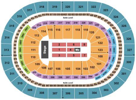 First niagara center tickets and first niagara center seating chart