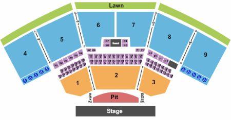 First niagara pavilion tickets and first niagara pavilion seating