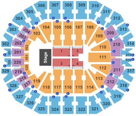 KFC Yum! Center Tickets and KFC Yum! Center Seating Chart - Buy KFC Yum Center Map on bill graham civic center, kentucky international convention center, kentucky exposition center, scottrade center,