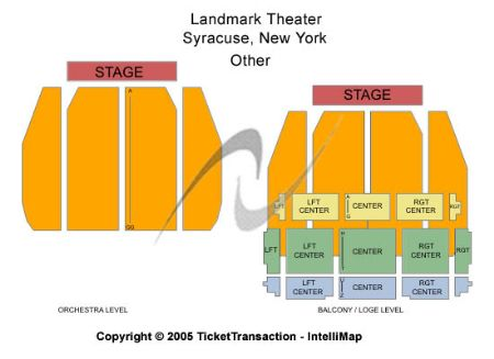 Landmark theatre tickets and landmark theatre seating chart buy