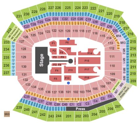 Lincoln Financial Field Tickets And