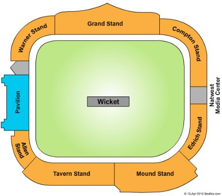 Lords Ground Map Lord's Cricket Ground Tickets and Lord's Cricket Ground Seating