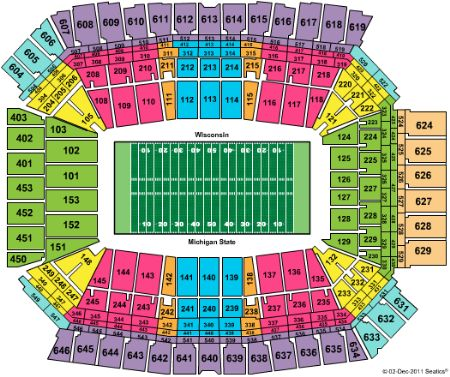 Lucas Oil Stadium Tickets And Lucas Oil Stadium Seating