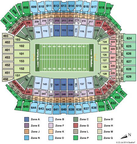 Lucas Oil Stadium Tour Tickets
