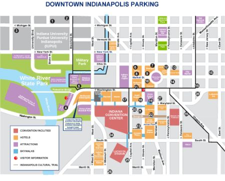 Lucas Oil Stadium Parking Lots Tickets And Lucas Oil Stadium