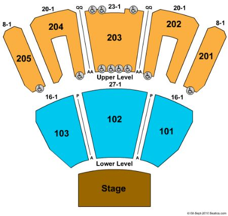 criss angel las vegas seating chart: Luxor theater luxor hotel tickets and luxor theater luxor