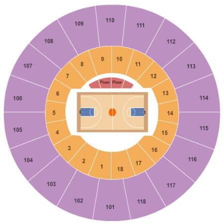 Mackey arena tickets and mackey arena seating chart buy mackey