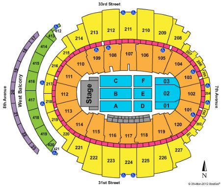 Msg Virtual Seating Chart Solid Graphikworks Co