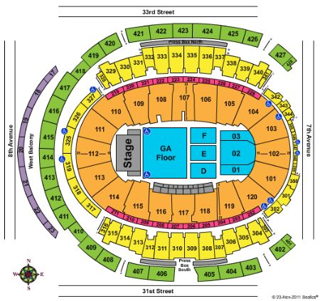 Exceptional Msg Seating Chart Billy Joel. Madison Square Garden Tickets And Madison  Square Garden Seating . Msg Seating Chart Billy Joel Awesome Ideas