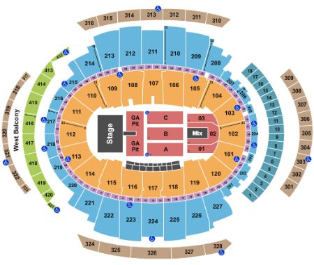 Madison square garden tickets and madison square garden - Paul mccartney madison square garden tickets ...