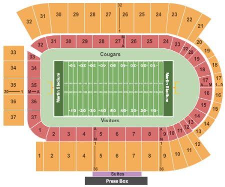 Martin stadium tickets and martin stadium seating chart buy