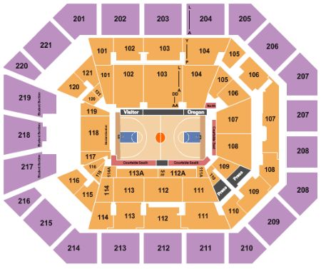 Matthew Knight Arena Tickets And Matthew Knight Arena