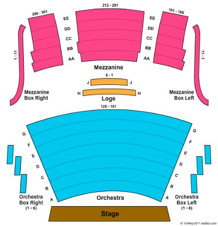 Mcknight Theatre At Ordway Center For Performing Arts Tickets And Mcknight Theatre At Ordway Center For Performing Arts Seating Chart Buy Mcknight Theatre At Ordway Center For Performing Arts Saint Paul