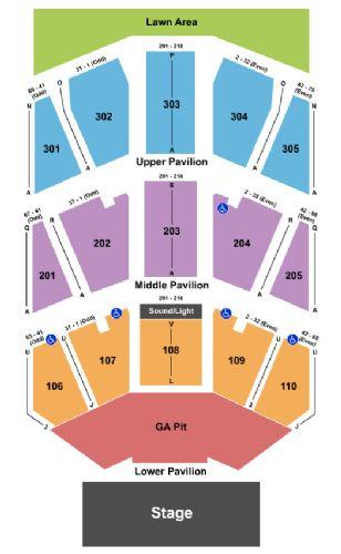 Pier six concert pavilion tickets and pier six concert pavilion