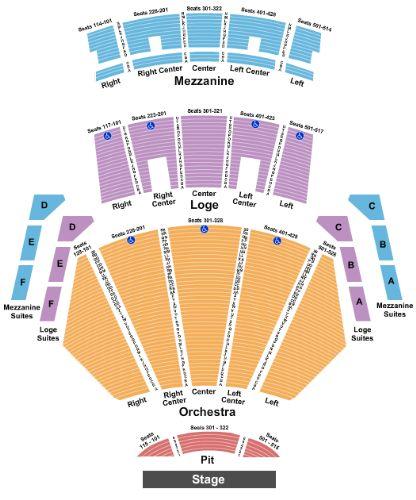 Nokia Theatre Live La Tickets And Nokia Theatre Live La