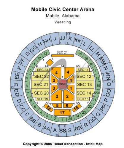 Mobile civic center arena tickets and mobile civic center arena