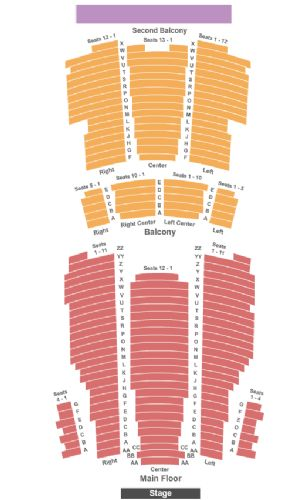 Moore theatre tickets and moore theatre seating chart buy moore
