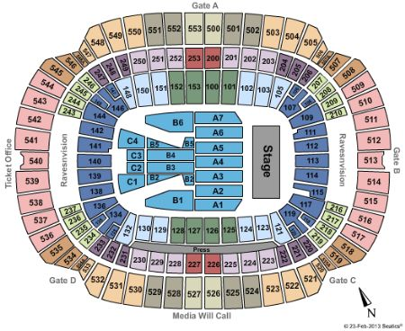 M t bank stadium tickets and m t bank stadium seating chart buy