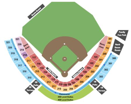 Nbt Bank Stadium Tickets And Nbt Bank Stadium Seating Chart Buy Nbt Bank Stadium Syracuse Tickets Ny At Stub Com
